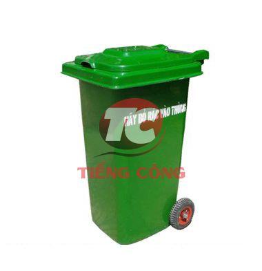 Thùng rác composite 120L